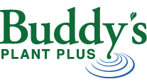 Buddy's Plant Plus Logo